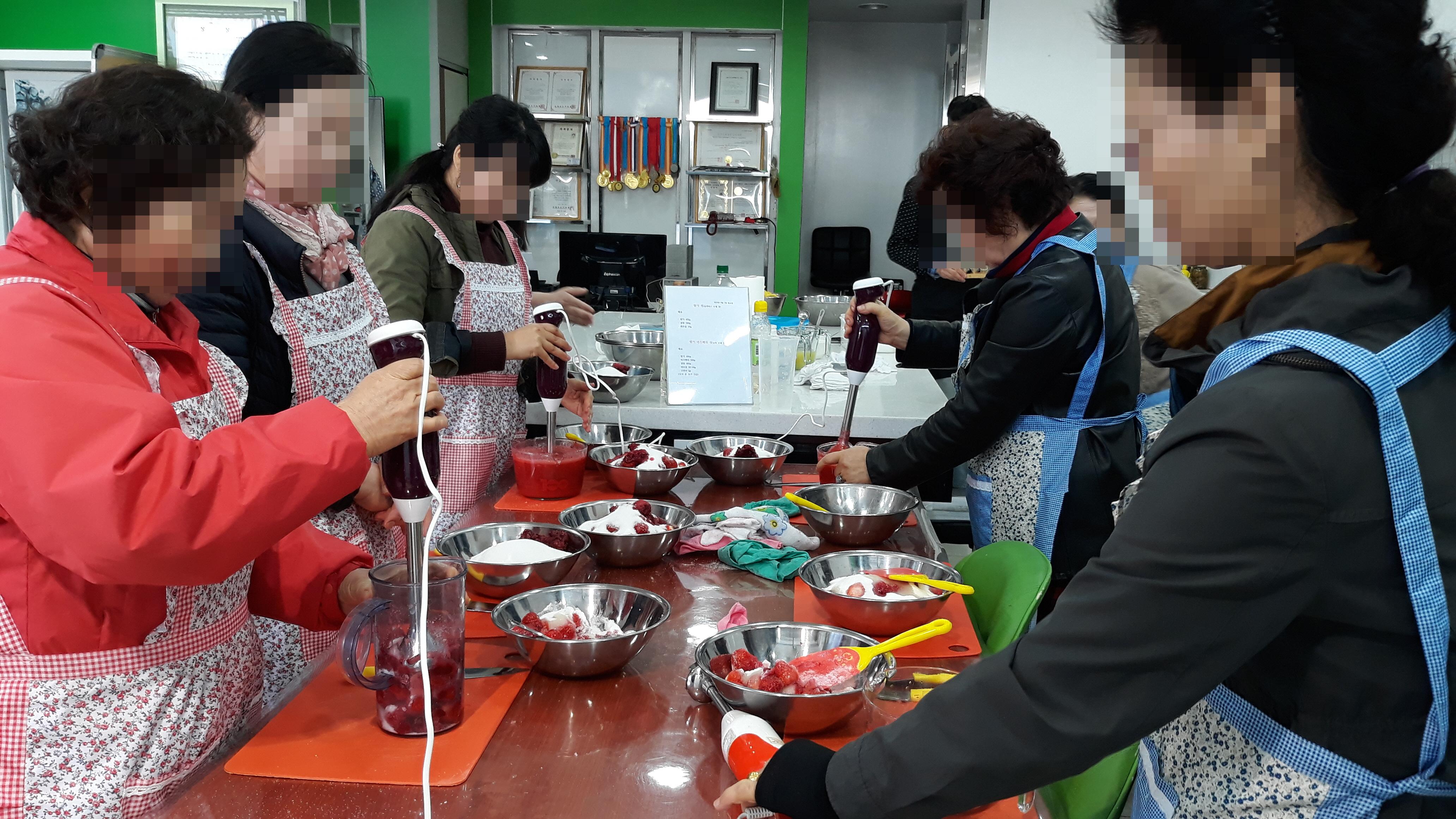 여성장애인교육지원사업'직업능력개발교육'후기